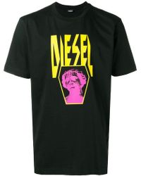 DIESEL - 'T-Just-Ye' T-Shirt - Lyst