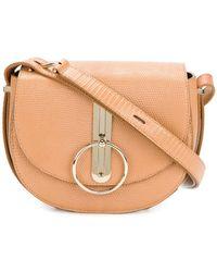 Nina Ricci - Compas Saddle Crossbody Bag - Lyst