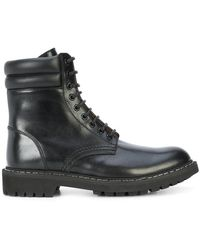 Givenchy - Lace-up Boots - Lyst