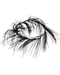 Ann Demeulemeester - Feather Embellished Crown - Lyst