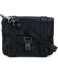 Proenza Schouler - Mini Ps1 Leather Bag - Lyst