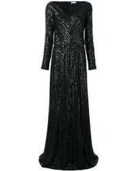 Nina Ricci - Sequinned gown - Lyst