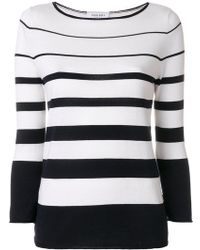 Snobby Sheep - Striped Sweater - Lyst
