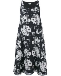 KENZO | Floral Shift Dress | Lyst