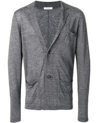 Paolo Pecora - Knitted Blazer - Lyst