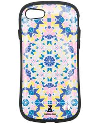 ANREALAGE - Kaleidoscope Print Phone Case - Lyst