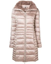Save The Duck - Slim-fit Padded Coat - Lyst