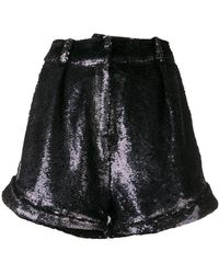 IRO - Prodigy Sequinned Shorts - Lyst