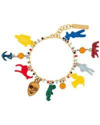 Marni - Playful Charm Bracelet - Lyst