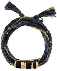 Aurelie Bidermann | 'takayama' Wrap Bracelet | Lyst