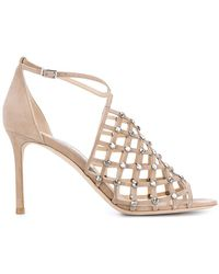 Jimmy Choo - 'donnie' Sandals - Lyst
