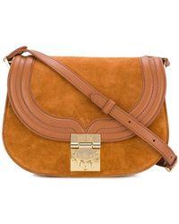 MCM - Trisha Shoulder Bag - Lyst