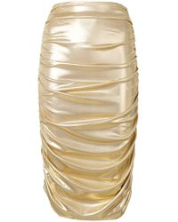 Norma Kamali - Mid-length Skirt - Lyst