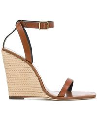 Saint Laurent - Espadrille Wedges - Lyst