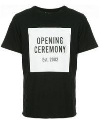 Opening Ceremony - Logo T-shirt - Lyst