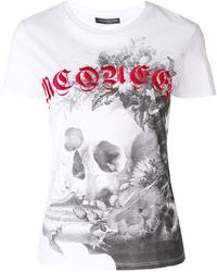 Alexander McQueen - Dutch Masters T-shirt - Lyst