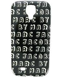 huge discount 205dd 283fc Marc By Marc Jacobs Signature Logo Laptop Case in Orange - Lyst