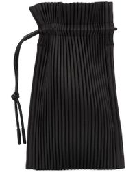 Issey Miyake - Ribbed Pouch - Lyst