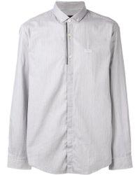 BOSS - Long Sleeved Shirt - Lyst