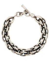 Henson | Large Cage Link Bracelet | Lyst