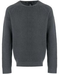 Marc Jacobs - Ribbed Knit Jumper - Lyst
