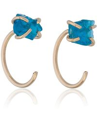 Melissa Joy Manning - Blue Apatite Earrings - Lyst