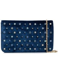 RED Valentino - Red(v) Embellished Crossbody Bag - Lyst