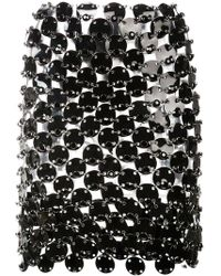 Paco Rabanne - Chainmail Mini Skirt - Lyst