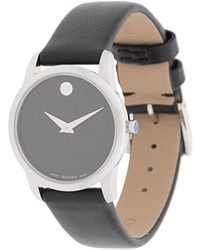 Movado - Museum Classic Watch - Lyst