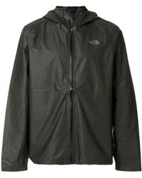 The North Face - Zipped Hooded Jacket - Lyst