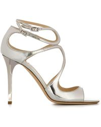 Jimmy Choo - Lang Sandals - Lyst