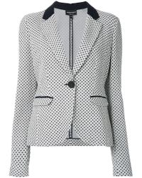 Emporio Armani - Tailored Jacket - Lyst