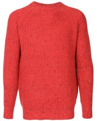 Guild Prime - Flecked Ribbed Sweater - Lyst