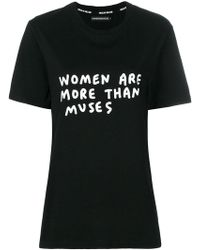 House of Holland - @amberibarreche 'muses' Tee - Lyst