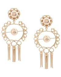 DANNIJO - Ash Earrings - Lyst