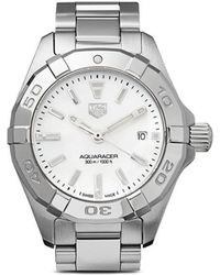 Tag Heuer - Aquaracer Quartz 27mm - Lyst