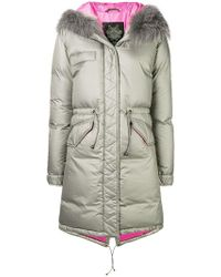 Mr & Mrs Italy - Oversized Loose Padded Coat - Lyst