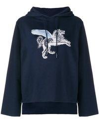 Golden Goose Deluxe Brand - Winged Lion Sweatshirt - Lyst