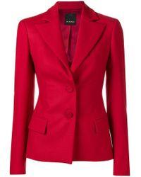 Pinko - Buttoned Blazer - Lyst