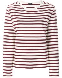Joseph | Breton Striped Top | Lyst