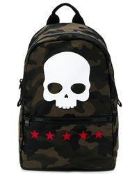 Hydrogen - Camouflage Backpack - Lyst