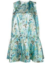 Stella McCartney - Campbell Lurex Dress - Lyst