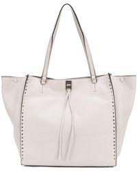 Rebecca Minkoff | Leather Handbag Darren Tote | Lyst
