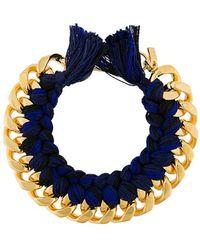 Aurelie Bidermann - Do Brasil Bracelet - Lyst