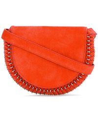 Paco Rabanne - Loops Detail Crossbody Bag - Lyst