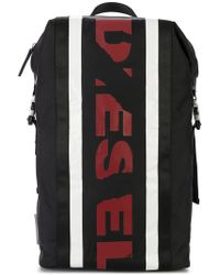DIESEL - Branded Backpack - Lyst