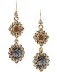 Marchesa - Pendant Earrings - Lyst