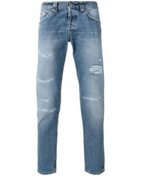 Dondup | Tapered Jeans | Lyst