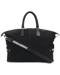 DSquared² - D2 Courier Large Holdall Bag - Lyst