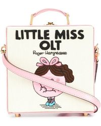 Olympia Le-Tan - 'little Miss Olt' Tote Bag - Lyst